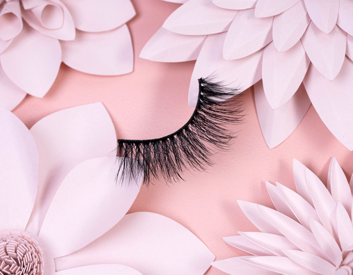 Our Vegan Mink lashes collection is one more example of our commitment to feel-good luxury, providing you with a synthetic alternative to mink that looks and feels every bit as incredible as the real thing.