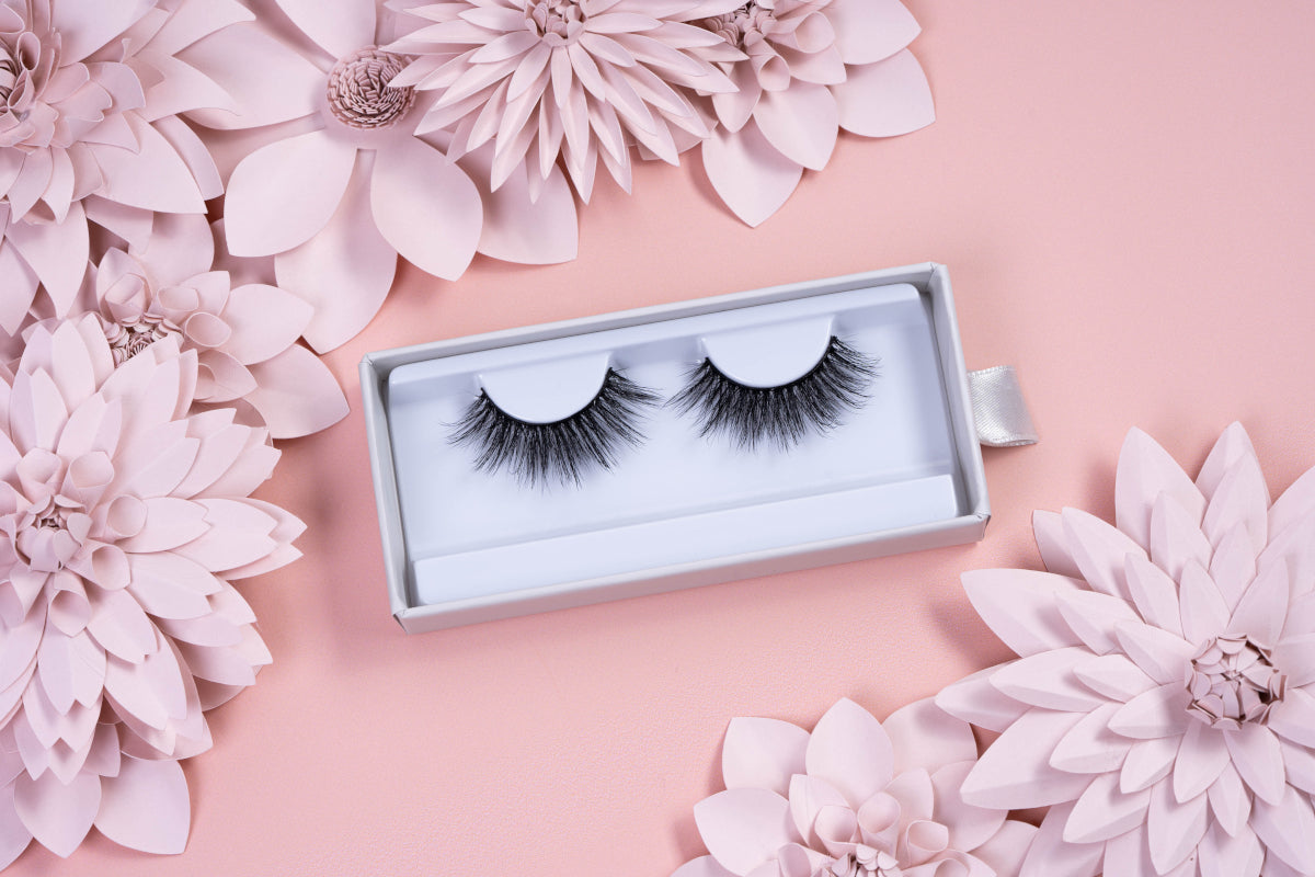 All of our lashes are double-layered for 3D volume.