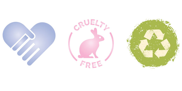 Mademoiselle Lash Philanthropy, Cruelty Free Makeup and Eco-friendly efforts