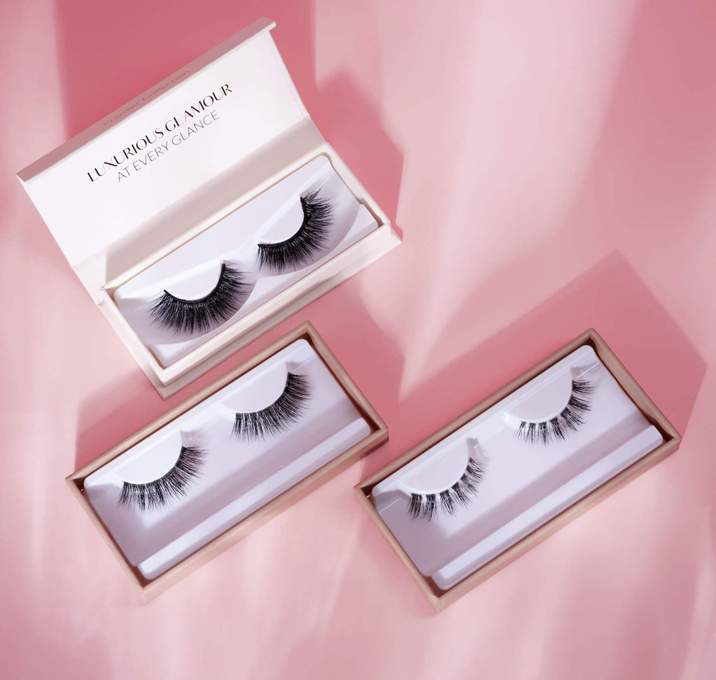 Naturally, you want to look beautiful throughout your wedding day. But why not go one better, and become more and more stunning at the day goes on? Hand-picked for brides, this selection of silk lashes gives you everything you need to transform your eyes from day to night.
