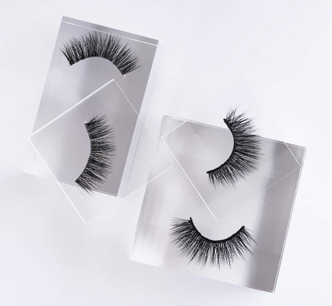 Luxurious silk lashes designed for every level of drama.