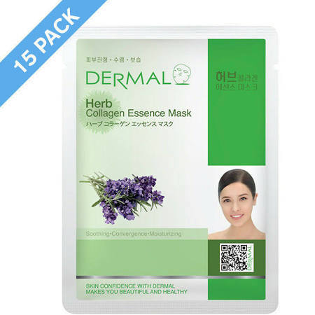 Herb Collagen Essence Mask by Dermal