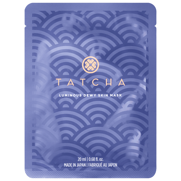 Luminous Dewy Skin Sheet Mask by Tatcha