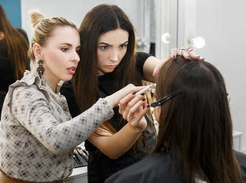 MakeUp Artist discount students receive 15% off product to build their makeup kit