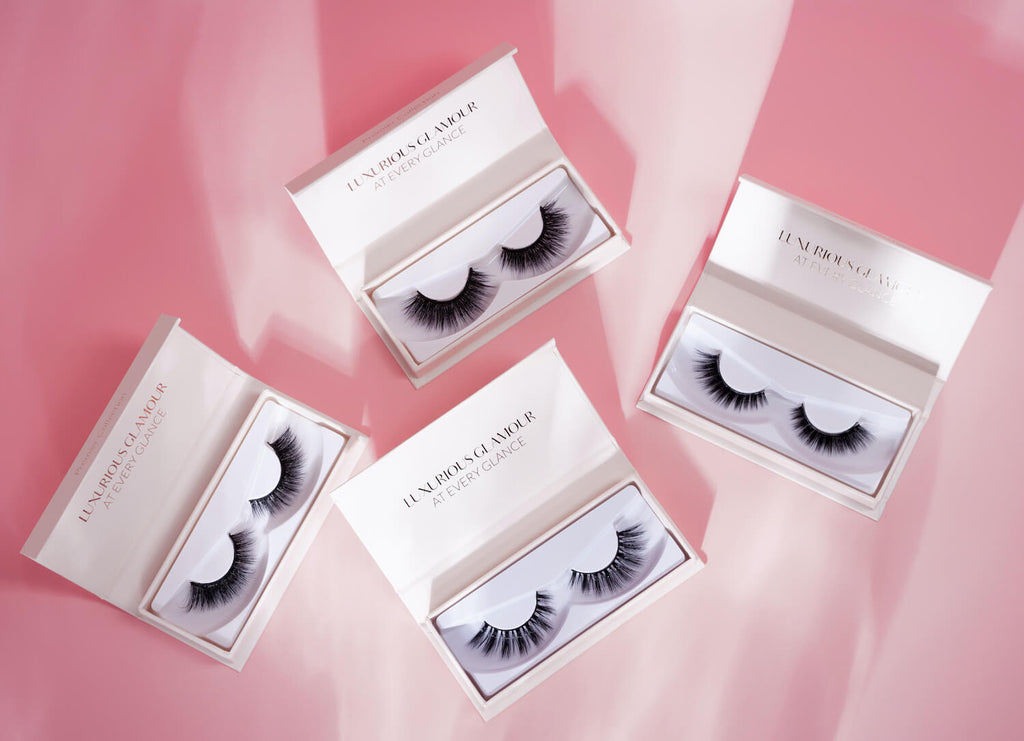 Make a bold statement with Premier, our signature collection. Designed for maximum drama, these are the best strip lashes for photo shoots, special occasions, nights out, and any other time you want all eyes to be on you!