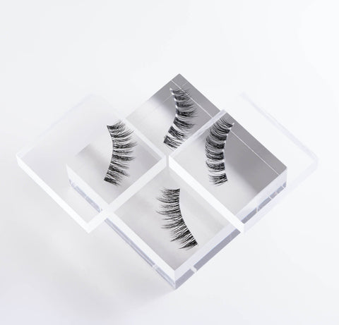 Luxurious silk lashes for bold beauty.