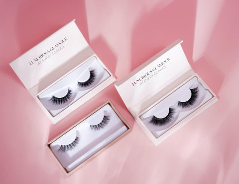 Why choose between elegance and glamour on your wedding day when you can do both? This silk lashes bundle has been specially selected with brides in mind, offering three distinct versions of a winged look that you can switch between in minutes: subtle, sultry, or sensational.
