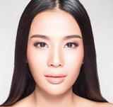 Asian Woman With Monolid Eye Shape - Mademoiselle Lash - eye shape quiz