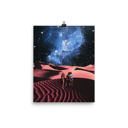 Space Cadets - Print