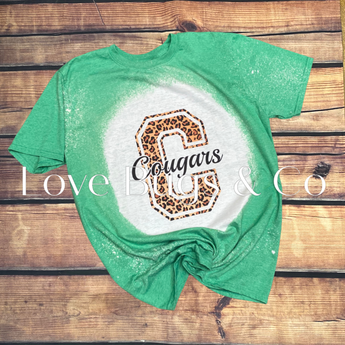Cougars Tee
