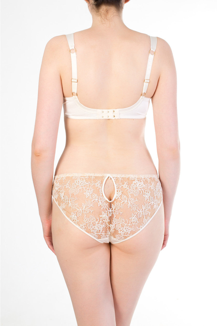 Serena Ivory Brief