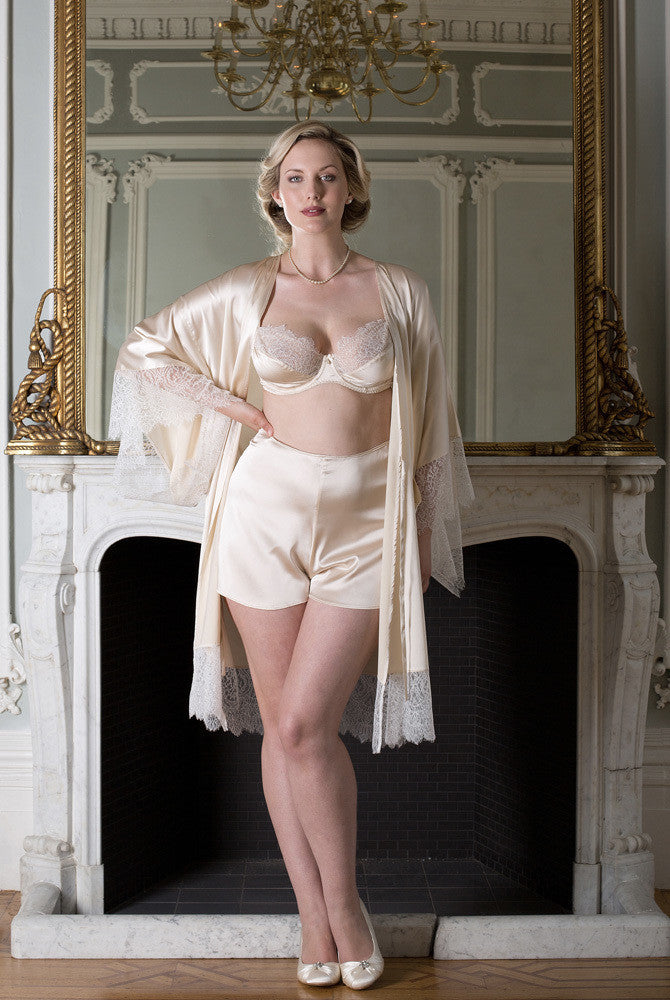 Eleanor Almond French Knicker