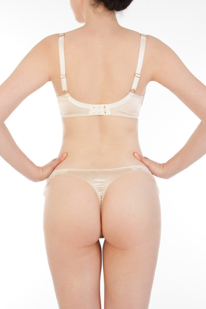 Eleanor Almond Thong