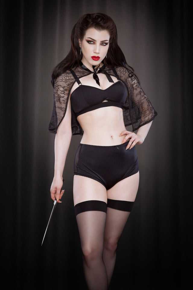 Kiss Me Deadly Retro Classics Doren Knicker