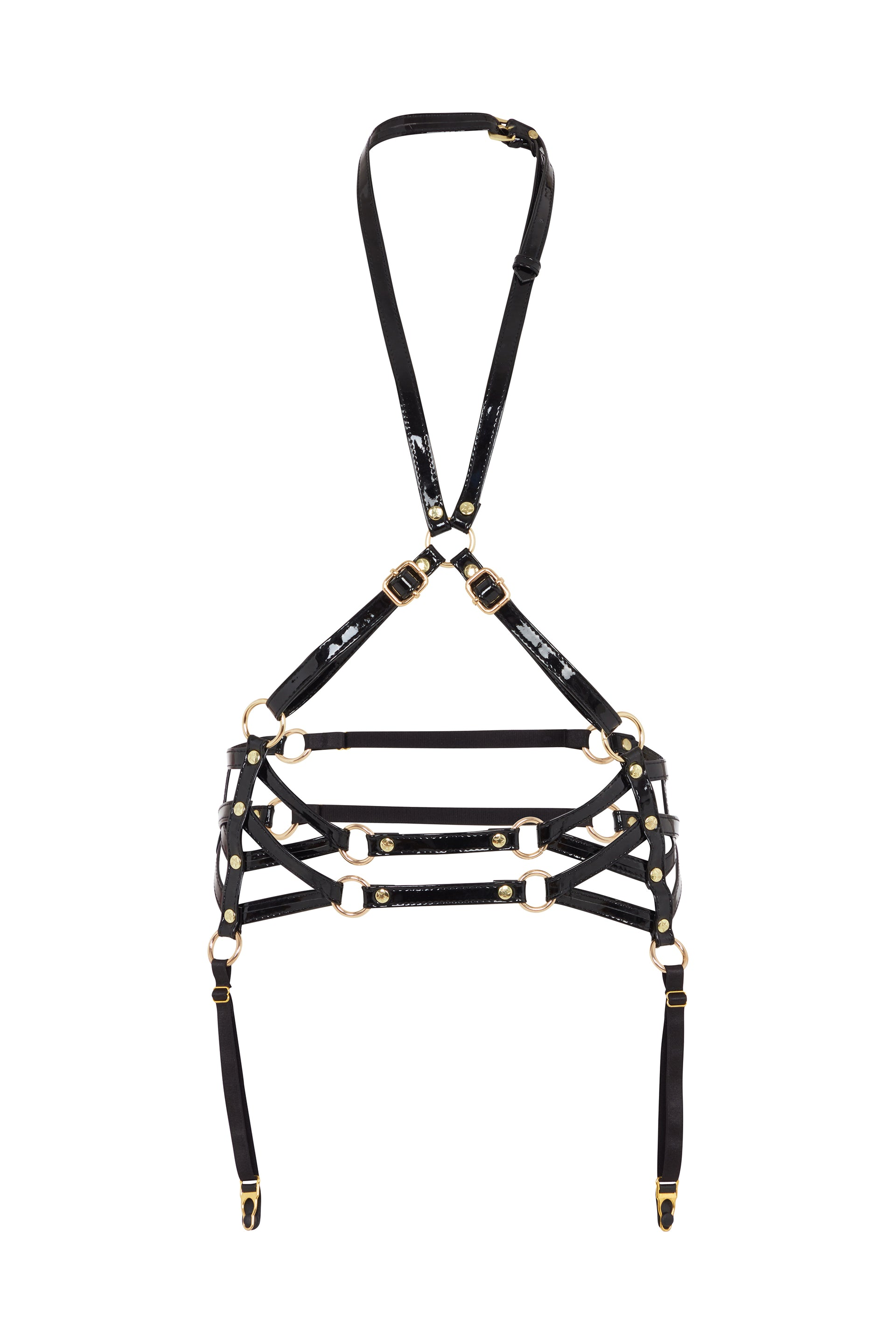 Regalia Deco Detail Suspender Harness