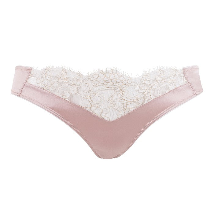 Emma Harris Melody Pink Lace Briefs