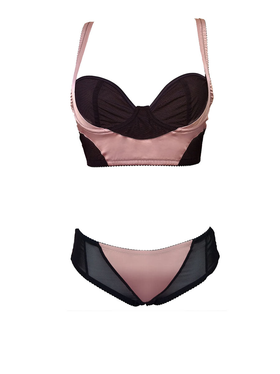 Pre-Order Audrey Rose Silk Brief