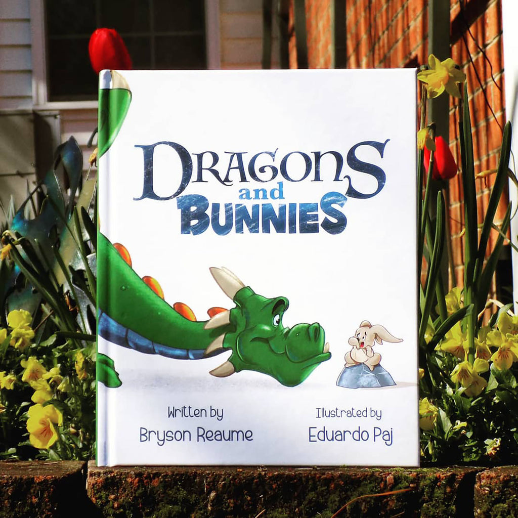 Dragons and Bunnies Book