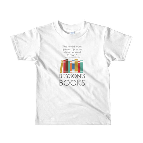 Bryson's Books T-shirt