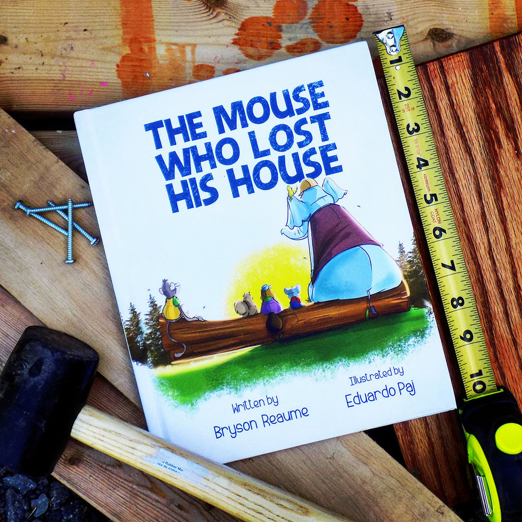 The Mouse Who Lost His House Book