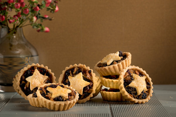 Christmas Fruit Mince Tarts Dessert Sized (box of 6)