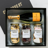 Triple Treats with Champagne or Australian Sparkling