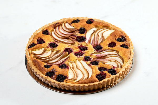 Blackberry & Pear Almond Frangipane Tart / 12-14 serves