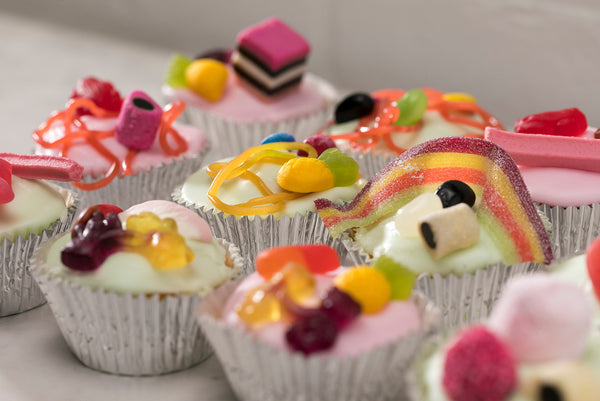 Lolly Cupcakes