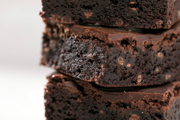 Chocolate Fudge Brownie (GF)