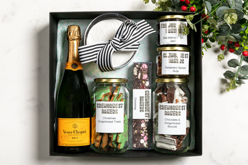 Cremorne Street Bakers, Isolation Boxes, Hampers and Gifts Melbourne Christmas hampers