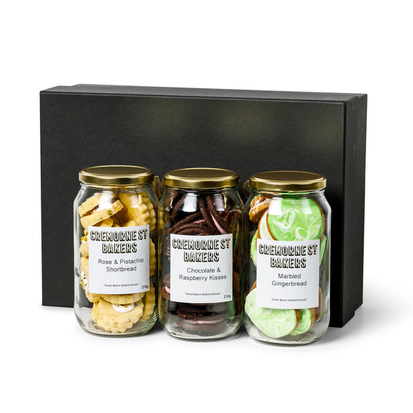 Triple Treats Hamper