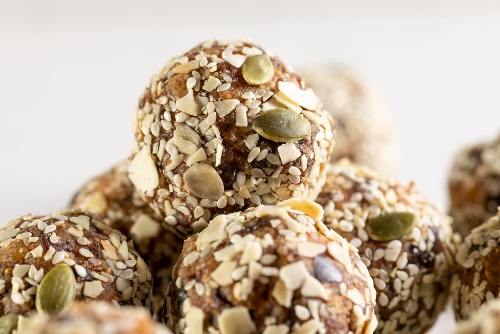 Trail Mix Energy Balls - RAW GF VEGAN (per 15)