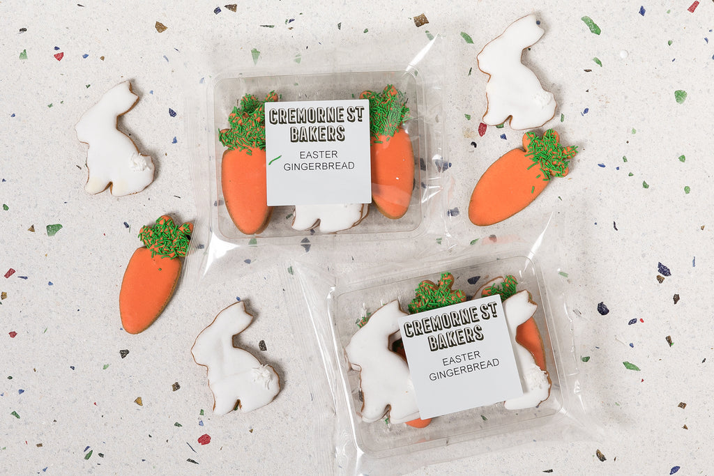 Easter Gift Packet of 'Carrots and Bunnies'
