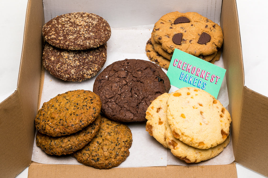 Mixed Sweet Treat Box of 15 Cookies $60.00