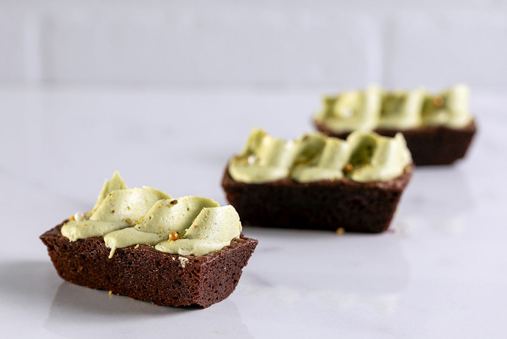 French Chocolate and Pistachio (GF)