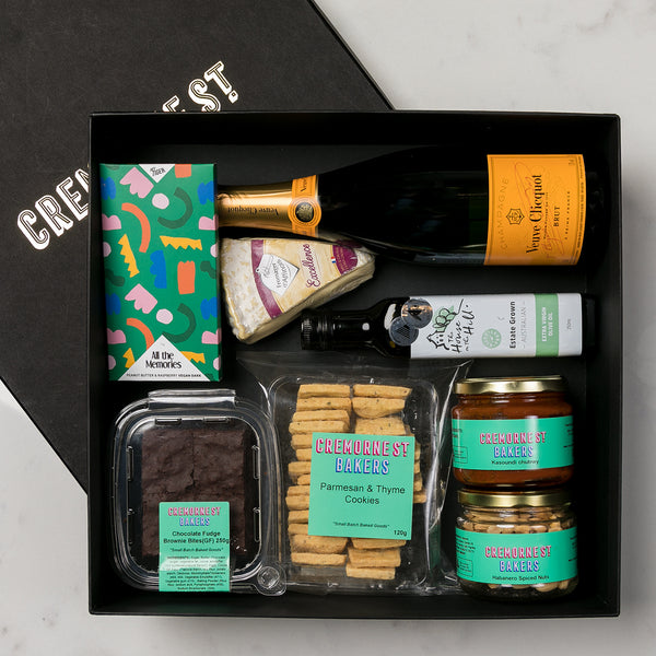Cremorne Street Bakers, Isolation Boxes, Hampers and Gifts Melbourne