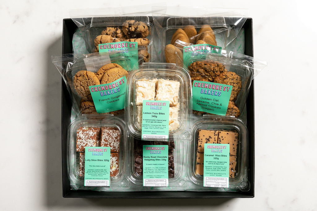 Cremorne Street Bakers, Isolation Boxes, Hampers and Gifts Melbourne, Home delivery