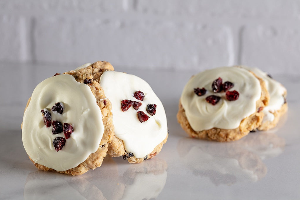 Oat Cranberry and White Chocolate