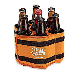 Beverage Barrels - Orange-Coolers-BevBarrel-Garibaldi General