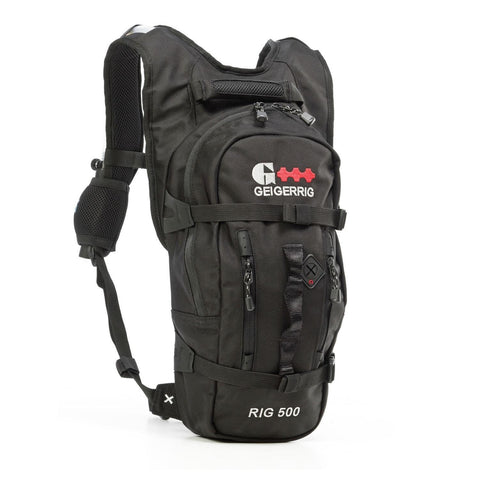 Geigerrig Rig 300M Hydration System Black 70 oz.-Hydration Packs-Geigerrig-Garibaldi General