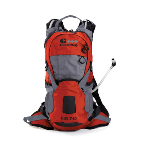 Geigerrig Rig 300M Hydration System Orange Metal 70 oz.-Hydration Packs-Geigerrig-Garibaldi General