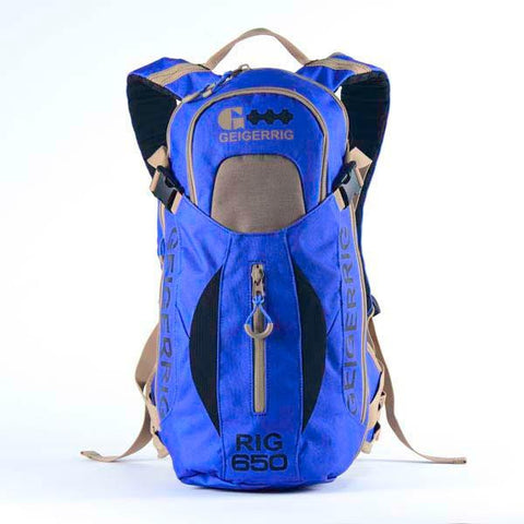 Geigerrig Rig 650 Hydration System Cadet Blue-Tan 70 oz.-Hydration Packs-Geigerrig-Garibaldi General