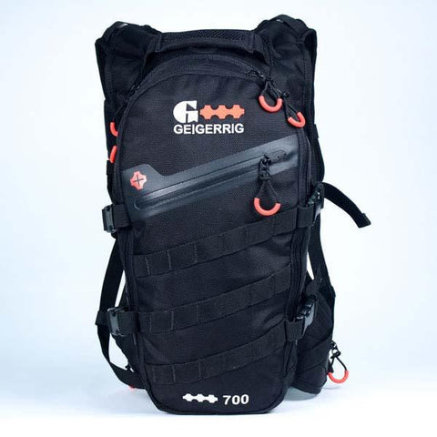 Geigerrig Rig 700 Hydration System 70 oz. Black-Hydration Packs-Geigerrig-Garibaldi General