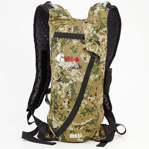 Geigerrig Rig Hydration System 70 oz. Camo-Hydration Packs-Geigerrig-Garibaldi General