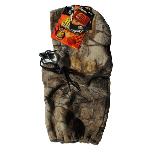 Grabber Heated Fleece Balaclava Realtree Xtra-Head & Neck-Grabber-Garibaldi General