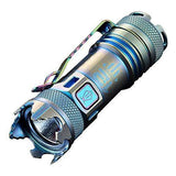 Jetbeam Jet II Pro Titanium Limited Edition Gold Flashlight-Flashlights-Jetbeam-Garibaldi General
