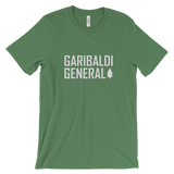 Men's Garibaldi General Tree-Shirt-Shirts-Garibaldi General-Leaf-S-Garibaldi General