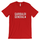 Men's Garibaldi General Tree-Shirt-Shirts-Garibaldi General-Red-S-Garibaldi General