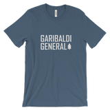 Men's Garibaldi General Tree-Shirt-Shirts-Garibaldi General-Steel Blue-S-Garibaldi General