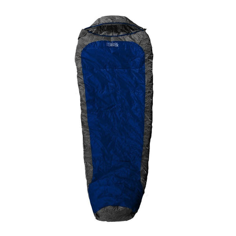 Osage River Zero Degree Sleeping Bag - Blue-Grey-Sleeping Bags-Osage River Gear-Garibaldi General